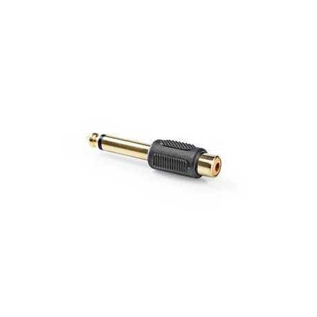 USB 3.0-Adapter USB-B Male - USB A Female Blauw