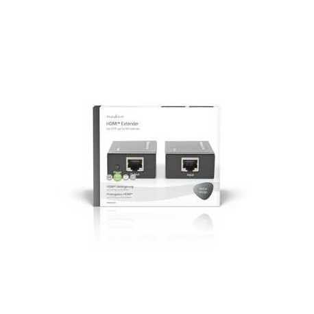 Stereo Audiokabel 2x RCA Male - 2x RCA Male 5.00 m Zwart