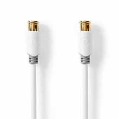 Interne Stroomkabel Molex Male - Molex Female + 3-Pins Fan Power 0.15 m