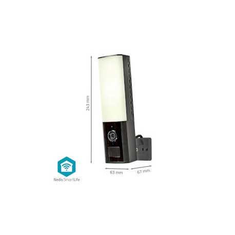Camera Compact Tas 60 x 100 Zwart/Oranje