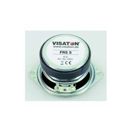 """Dome tweeter 20 mm (0.8"""") 8 Ohm"""